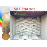 Wholesale Food Grade Acid Protease Enzyme Powder For Ethanol Activity 100,000u/g Szym-ACPR100A from china suppliers