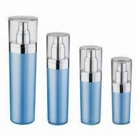 Wholesale Cosmetic Acrylic Bottles for Skin Care Cream, Various Colors are Available, OEM Orders are Welcome from china suppliers
