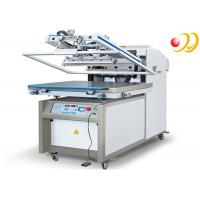 Buy cheap Automatic Microcomputer Screen Printing Machines With Four Cylinders / Valves from wholesalers