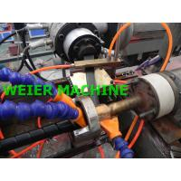 Wholesale Durable HDPE Pipe Extrusion Machine , PE Spiral Protective Tubes Making Machine from china suppliers