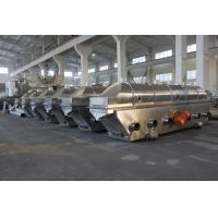 Wholesale 2.2 × 2kw Vibrating force fludized bed dryer , water proof fluidized spray dryer from china suppliers