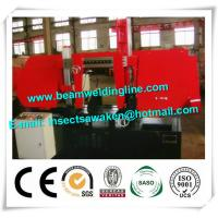 Wholesale Horizontal Bandsaw Pipe Bevelling Machine For Structural Steel Fabricators from china suppliers