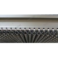 Aluminum Fly Chain Screen Curtain China Exporter