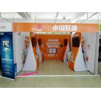 Wholesale Formulate Stretch Hop Up Fabric Display Stand For Exhibition from china suppliers