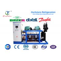 Wholesale Vegetable Refrigeration Cold Room Compressor Unit Commercial Condensing Units from china suppliers