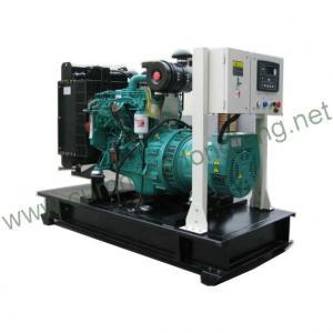Buy cheap 20kw Haidu cummins generator set 4B3.9-G1 from wholesalers