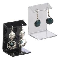 Wholesale U-Shape Acrylic Jewelry Earring Display Perpex Jewellery Earring Holder from china suppliers