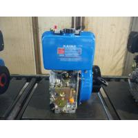 Wholesale Electric Starter Single Cylinder Diesel Engine , Small Air Cooled Engines from china suppliers