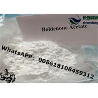 Wholesale Pharmaceutical Boldenone Steroid , Boldenone Acetate CAS register number 2363-59-9 from china suppliers