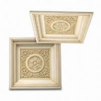 Wholesale PU Ceiling Tiles, Suitable for Home, Shop, Hotel and Office from china suppliers