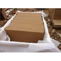 Wholesale Top Quality,Honed Wooden Yellow Sandstone of Tiles and Others,Sandstone Wall & Flooring,Copping from china suppliers