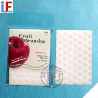 Quality High Quality Compressed Nano High Density Apple Dewaxing Sponge for sale