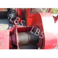 Wholesale Oil Field Downhole Operation Offshore Winch Workover Rig Winch Steel Wire Rope from china suppliers