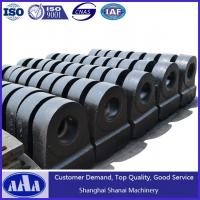 Wholesale high manganese steel crusher hammer hammer plate hammers for crusher from china suppliers