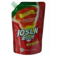 Wholesale PET / PE / PA Reusable Spout Pouch Packaging For Juice Moisture Barrier from china suppliers