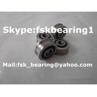 Wholesale LFR 50/8 KDD U Groove Track Roller Bearings Guide Wheels Bearings from china suppliers
