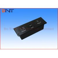 Wholesale Universal Standard Power Multimedia Wall Socket Aluminum Alloy 110 - 240V AC from china suppliers