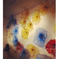 Wholesale Handblown glass wall arts , DJ-6001 from china suppliers