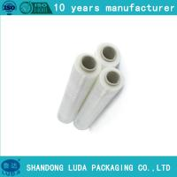 Wholesale manual filme stretch extensible LLDPE film pallet stretch film from china suppliers
