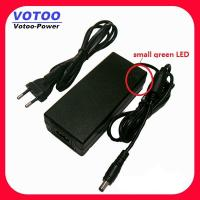 Wholesale Desktop ABS PC Switching Power Adapter , 100 W LED Lamp Power Supply from china suppliers
