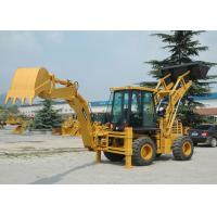 Wholesale Mini WD Compact Backhoe Loader WZ30-25 With 0.65m3 Loading Capacity 0.1M3 Digging Capacity from china suppliers