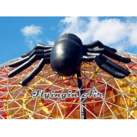 Wholesale Giant Crawling Inflatable Spider for Halloween and Events Decoration from china suppliers
