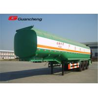 Wholesale CIMC 42 cbm fuel tank semi-trailer dimensions oil tank trailer with CCC certificate from china suppliers