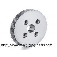 Wholesale High Fatigue Resistance Metal Spur Gear 20 Degree Pressure Angle from china suppliers