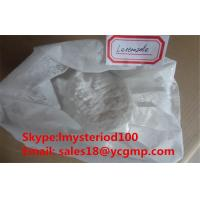 Wholesale Positive Femara Anti Estrogen Steroids Letrozole 112809-51-5 for Tablet / Capsule Medicine from china suppliers