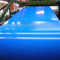 Wholesale PEPVDF coating various colour aluminum coil for decoration materials from china suppliers