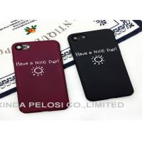 Wholesale Customize Mobile Phone Covers Brand Original New 100% Silicone 3D Design from china suppliers