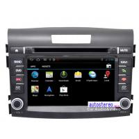 Wholesale 3G WIFI Honda Sat Nav DVD Android 4.0 Car Stereo GPS Headunit for Honda CR-V 2012+ from china suppliers