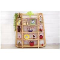 Wholesale Wooden shelf, a wooden shelf, receive the wooden frame, wooden magazine rack from china suppliers