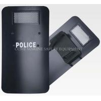 Wholesale anti riot shield with baton holder from china suppliers