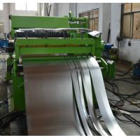 Wholesale 0.3-3mm Steel Slitting Lines Slitting line 0-120m/min Customized Voltage from china suppliers