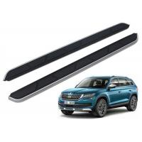 Wholesale Volkswagen Tiguan OEM Style Vehicle Running Boards for Skoda New Kodiaq 2017 from china suppliers