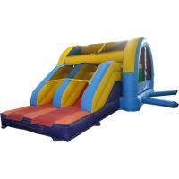 Wholesale Stitching Inflatable Slip And Slide Handwork Waterproof PVC Material Slide from china suppliers