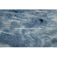 Quality Luxury Azul Cielo Marble Tiles, Ocean Blue Marble Tiles for sale