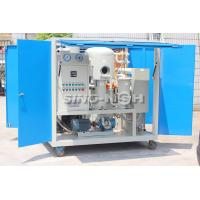Wholesale Above 30 MVA Transformer Oil Filtration Machine Automatic Defoaming System from china suppliers