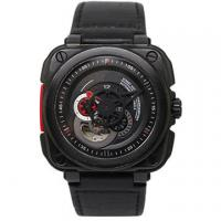 Wholesale Man Mechanical Automatic Watch With Stainless Steel Watch Case , Mechanical Wrist Watch from china suppliers