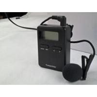 Wholesale BEST Sound Effect 008A Mini Digital Wireless Tour Guide System For Scenic Spot from china suppliers