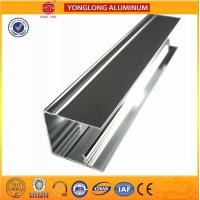 Wholesale Solid Substantial Polished Aluminium Profile Normal Length 6m from china suppliers