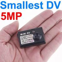 Wholesale Thumb-Size Smallest 5MP Micro HD DVR Spy Camera DV Digital Video Voice Webcam Recorder from china suppliers
