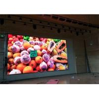 China Small Pixel Pitch High Definition LED Display With Quick Locking Mechanism Smart Cabinet on sale
