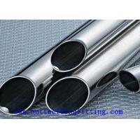 China Incoloy 800/800H/800HT tube UNS N08800/N08810/N08811 nickel alloy seamless on sale