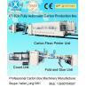 Buy cheap Carton Manufacturing Machine Flexo Printer Slotter Die Cutter With Folder Gluer Bundler from wholesalers