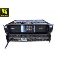Wholesale Portable 4 Channel Switching Power Amplifier 10000 Watts Output from china suppliers