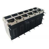 Wholesale Stacked 2x6 Port  BS-RM70140 Gigabit Circuit  LPJG67537A8NL-2 Ethernet Switch from china suppliers