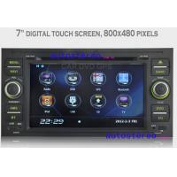 Wholesale Ford Car Stereo for Focus / Transit / Kuga / Fiesta / Galaxy With WinCE 6.0 GPS NAV / Bluetooth from china suppliers