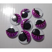 Wholesale Wonderful doll parts, cololr Acrylic doll eyes makeup from china suppliers